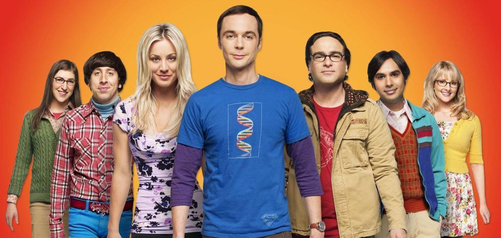 Los actores de 'The Big Bang Theory', los mejor pagados