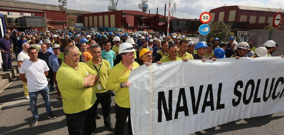 La Naval de Sestao entra en concurso de acreedores ante la falta de inversores