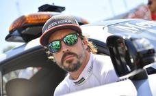 Fernando Alonso saldrá desde el fondo de la parrilla en Italia