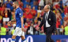 Ventura: «España ha sido superior a nivel físico y futbolístico»