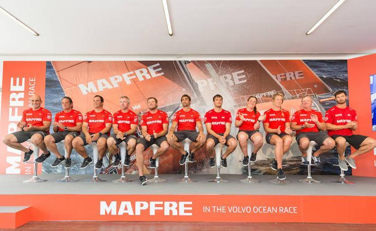 Mapfre presenta su apuesta para la Volvo Ocean Race