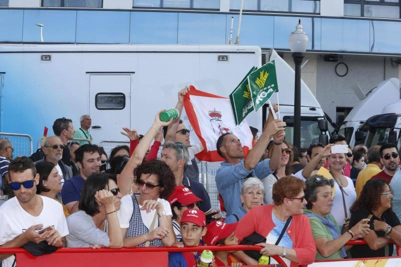 ¿Estuviste en la llegada de La Vuelta a Asturias? ¡Búscate! (V)