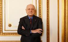 Fallece el mecenas francés Pierre Bergé, excompañero de Yves Saint Laurent
