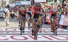 De Gendt se impone en Gijón, Cortina entra tercero y Froome mantiene la roja