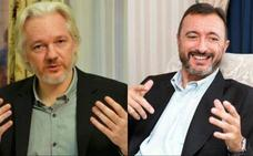 TWITTER   Reverte a Assange en una discusión sobre Cataluña: «Es usted un perfecto idiota»