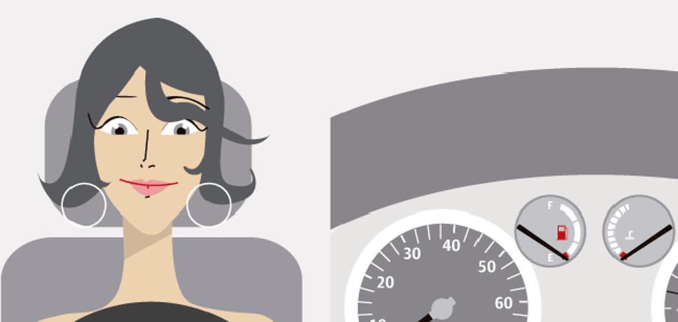 ¿Cuántos kilómetros puede recorrer un coche con la gasolina en reserva?