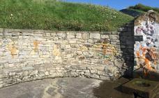 Aprobada la limpieza de la Fontica, la fuente pública más antigua de Gijón