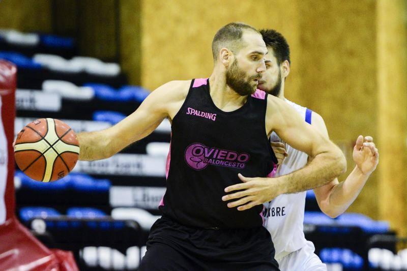 Baloncesto: Unión Financiera Baloncesto Oviedo - Ciudad de Valladolid