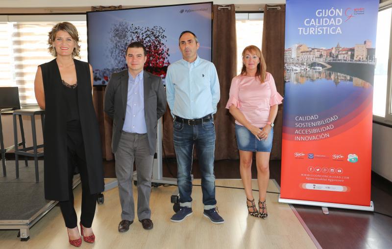 Gijón premia la calidad turística