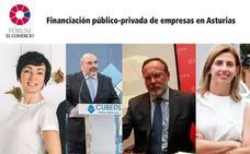 Financiación público-privada de empresas en Asturias, en el Fórum EL COMERCIO