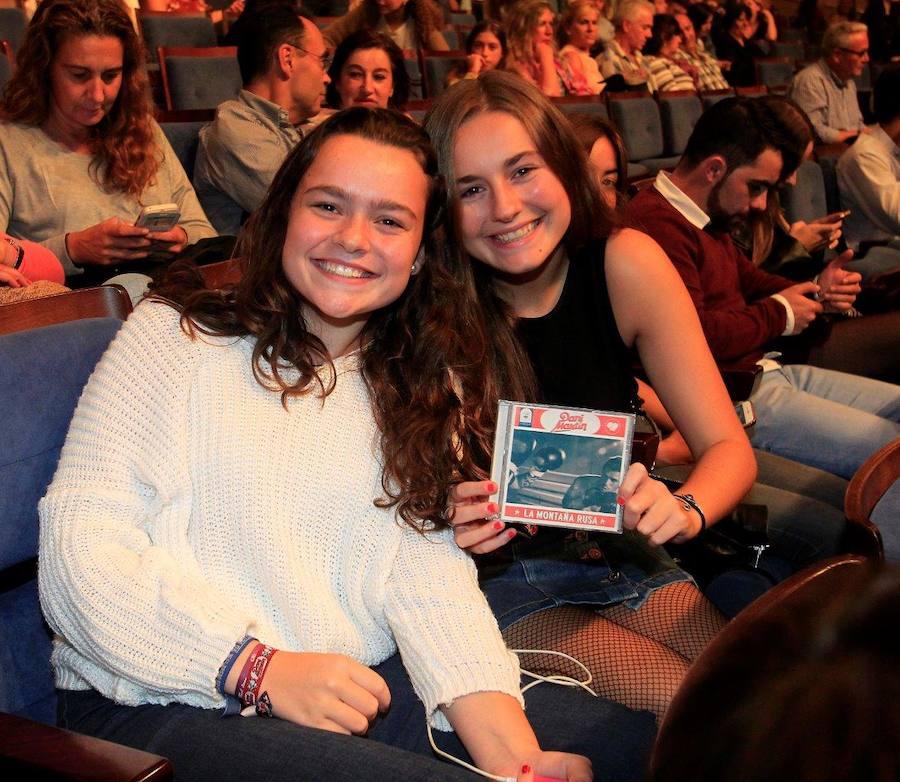 ¿Estuviste en el concierto de Dani Martín en Oviedo? ¡Búscate!