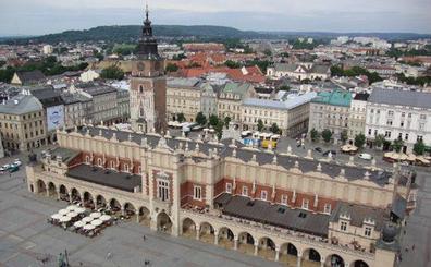 Cracovia, la debilidad del ejército nazi