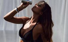 Elena Valencia, la modelo que ha devuelto la alegría a Feliciano López