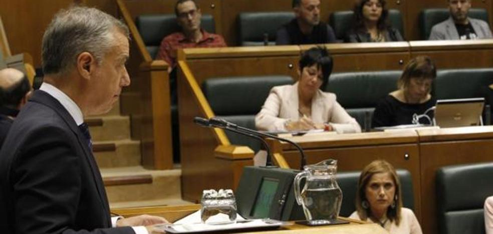 Urkullu defiende legalizar las consultas de autodeterminación en pleno conflicto catalán