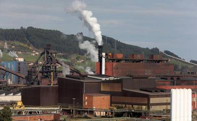 Gijón estudiará colaborar con ArcelorMittal para reducir la contaminación