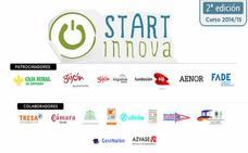 2ª Edición STARTinnova - curso 2014/15