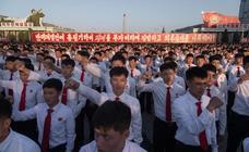 Pyongyang dice que 4,7 millones de personas han pedido alistarse