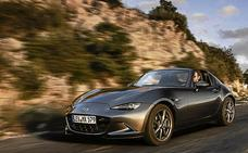 Mazda MX5 RF «Targa»