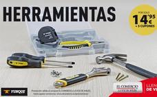 Set de herramientas Yunque