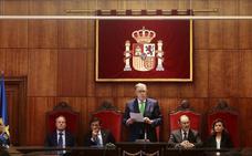 El CGPJ muestra su «apoyo especial» a los jueces de Cataluña ante las coacciones «intolerables» al Estado de Derecho