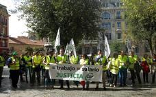 El Principado celebra el «preacuerdo» que desconvoca la huelga de justicia