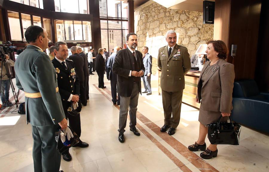 Celebración de los Ángeles Custodios en Oviedo