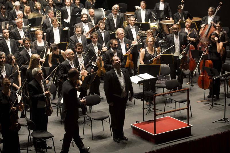 El Jovellanos inaugura la temporada de la Orquesta Sinfónica del Principado