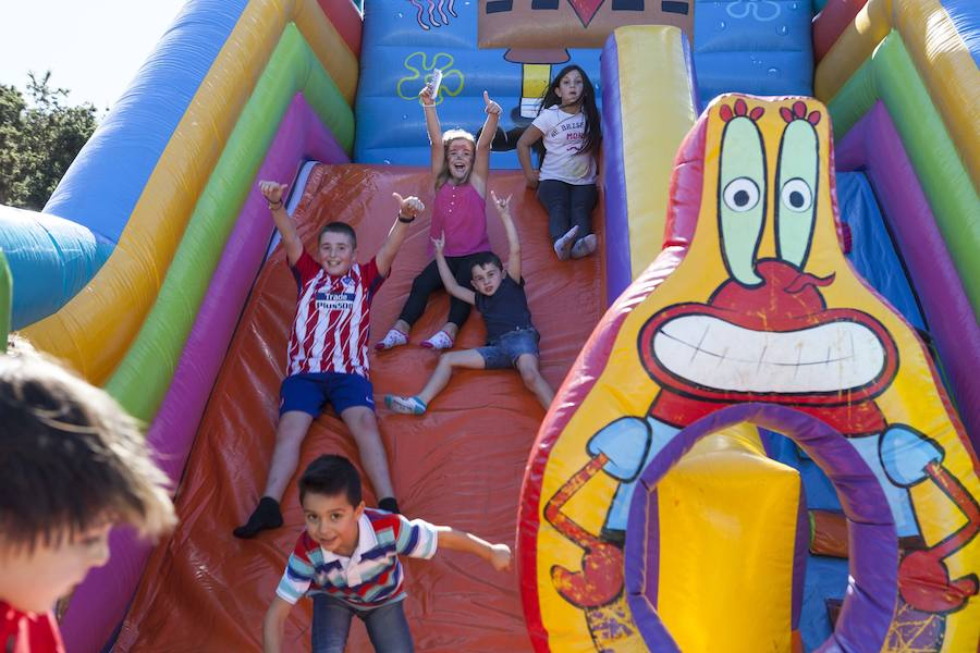 Jornadas de convivencia en el club social de Alcoa