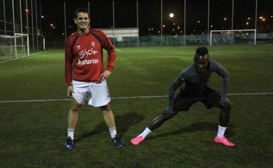 Fútbol para curar una herida