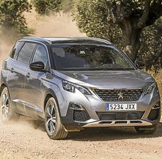 Peugeot líder en SUV