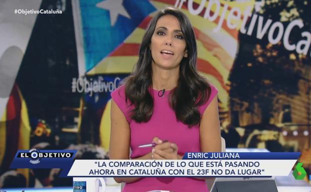 El Objetivo\' de Ana Pastor arrasa en otro domingo \'catalán\' | El ...