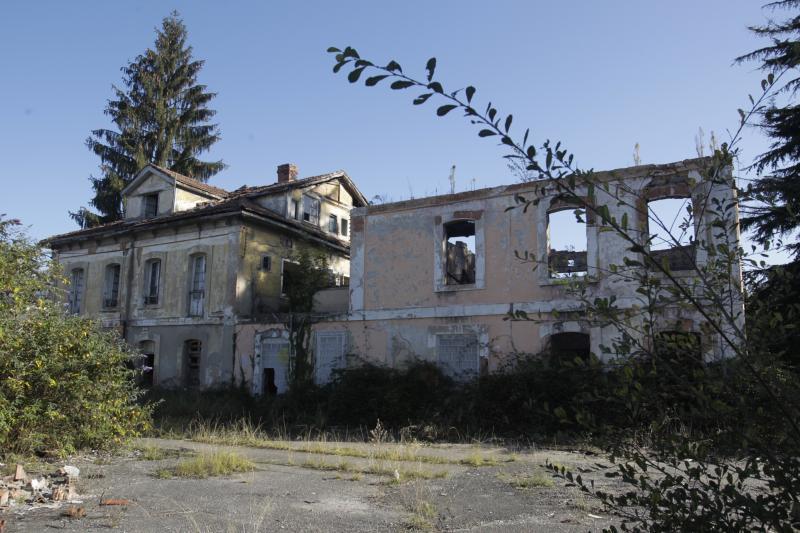 La fábrica de loza de San Claudio, preparada para su rehabilitación
