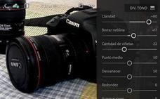 Cinco aplicaciones gratis para que tus fotos parezcan profesionales