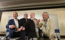 Les Luthiers: «El separatismo siempre encubre una forma de xenofobia»