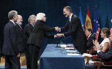 Premios Princesa de Asturias | Mundstock, de Les Luthiers: «El sentido del humor se aprende y mejora con la práctica, nadie nace riendo»