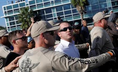 Boicot de los estudiantes al acto del supremacista Richard Spencer en Florida