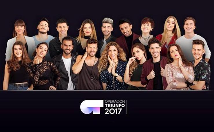 'OT 2017': estos son los concursantes
