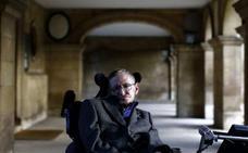 Stephen Hawking publica su tesis y colapsa la web de la Universidad de Cambridge