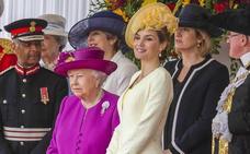 Letizia y las royals europeas, ¿quién copia a quién?
