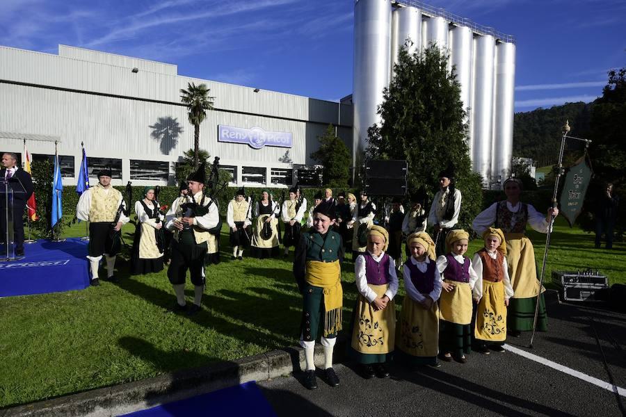 Convenio de Industrias Lácteas Asturias para entrar en el mercado chino