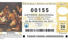 Furor en Gijón por el número 155 de la Lotería de Navidad