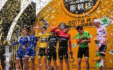 Froome se impone en Shanghái en la despedida oficial de Contador