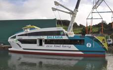 Astilleros Gondán contruye cuatro catamaranes ecoeficientes para Baleària
