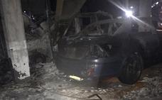 La Corredoria registra doce coches quemados en los últimos dos meses