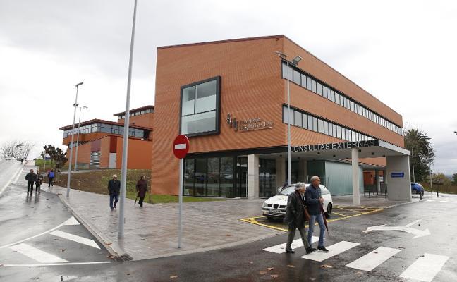 Jove culmina la primera fase de su reforma y abrirá el lunes el nuevo edificio de consultas