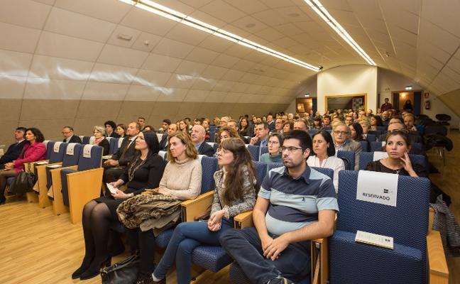 El presidente del TSJA pide ampliar la plantilla de jueces, aún lejos de la media europea