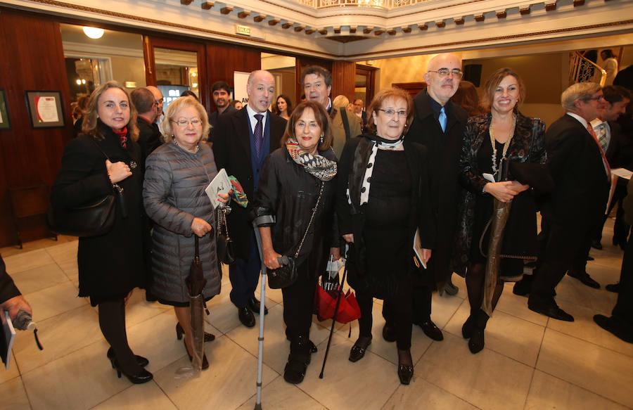 Caluroso estreno de la Ópera en Oviedo