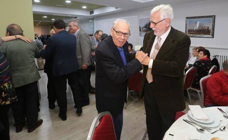 Encuentro con Manuel Ponga en Avilés