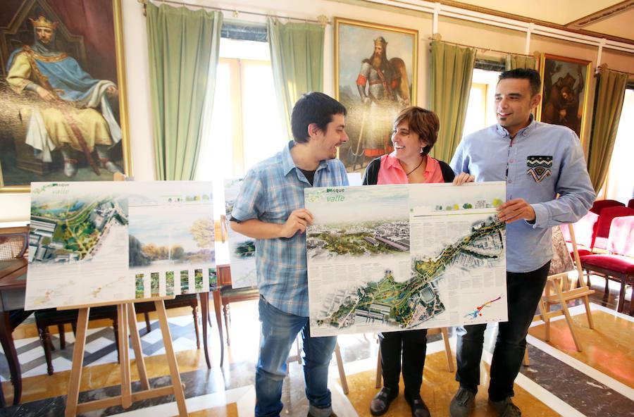 Proyecto para el futuro Bulevar de Santuyano