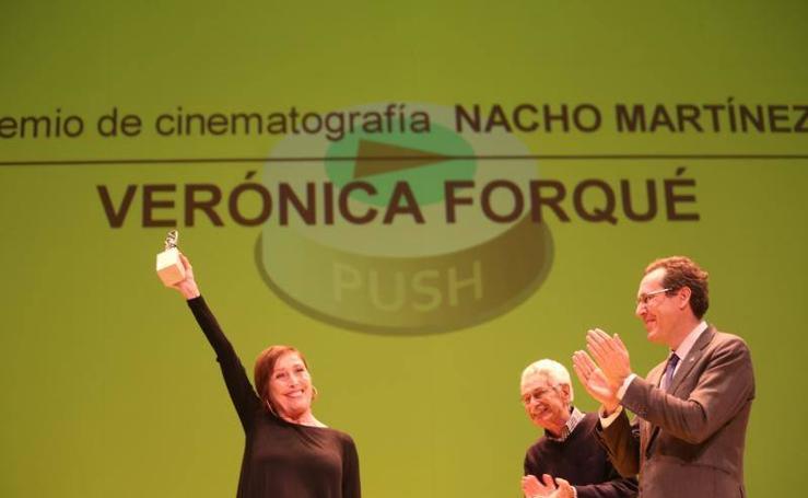 Así fue la ceremonia inaugural del Festival Internacional de Cine de Gijón